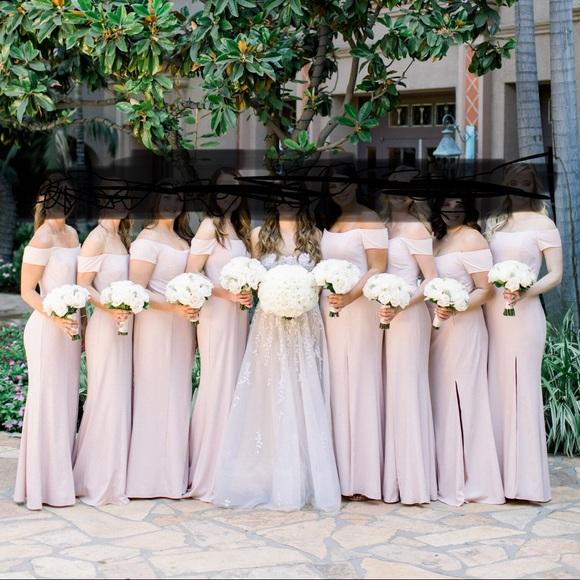 d01880ebe0d Amsale Dresses   Skirts - Bella Bridesmaid AMSALE GB045P - EDEN Dress